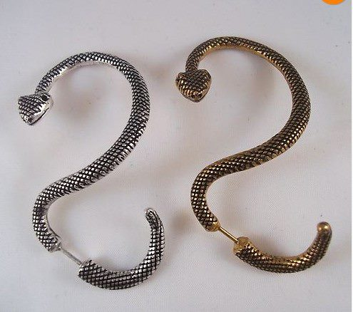 Snake Earrings | Thunder Kisses