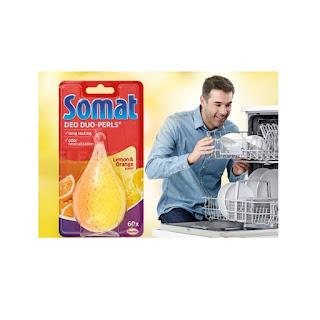 Tinh dầu thơm cho máy rửa bát SOMAT 5ml
