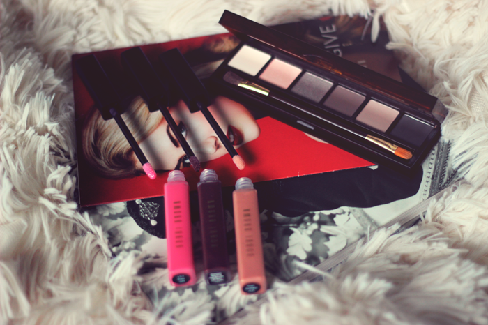 Bobbi Brown Holiday 2014 Limited Edition Lipgloss trio blog review