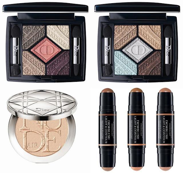 Dior Skyline Fall 2016 Makeup Collection