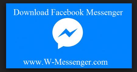 Messenger App Facebook Download