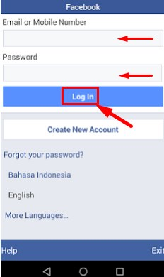 Login fb mobile  How Can I Log In to Facebook Mobile on My