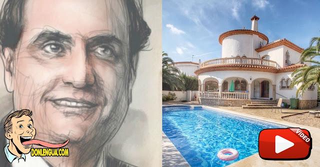 INSÓLITO | Álex Saab no tiene casa en Cabo Verde pero le dieron casa por cárcel
