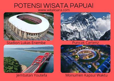 potensi wisata papua