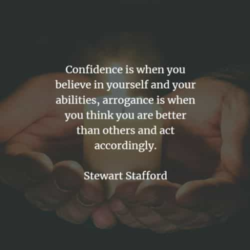 Believe in yourself quotes to improve your confidence