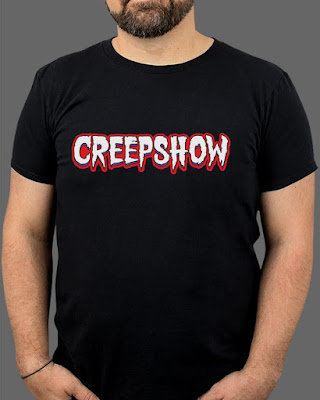 CREEPSHOW : THE SERIES Logo Tee from Fright-Rags.