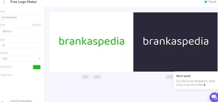 Membuat Logo Tipografi Secara Online-1