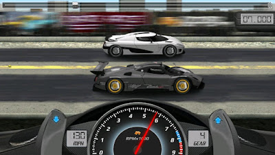 Drag Racing terbaru full apk