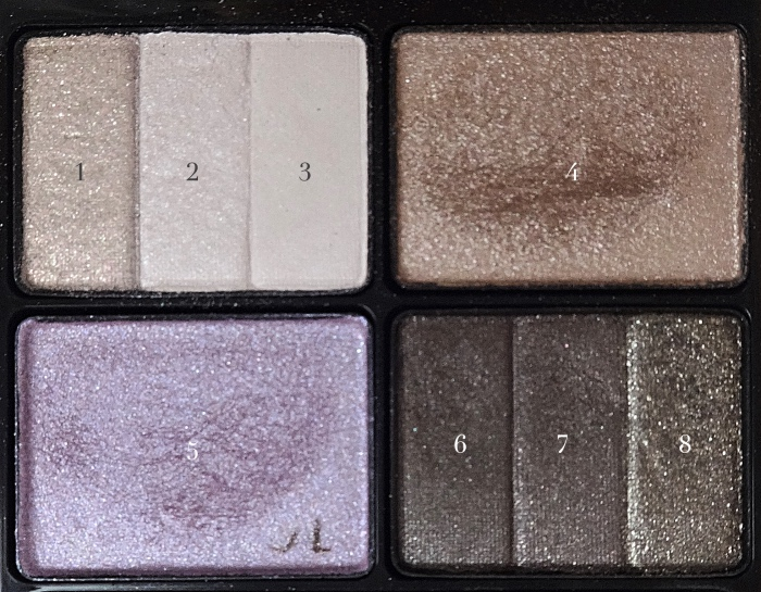 Lunasol Three-Dimensional Eyes 03 Mysterious Beige review