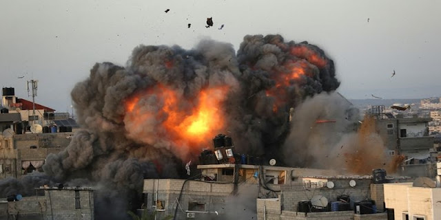 Ditengahi Mesir, Israel-Hamas Setuju Lakukan Gencatan Senjata Mulai Jumat Dini Hari