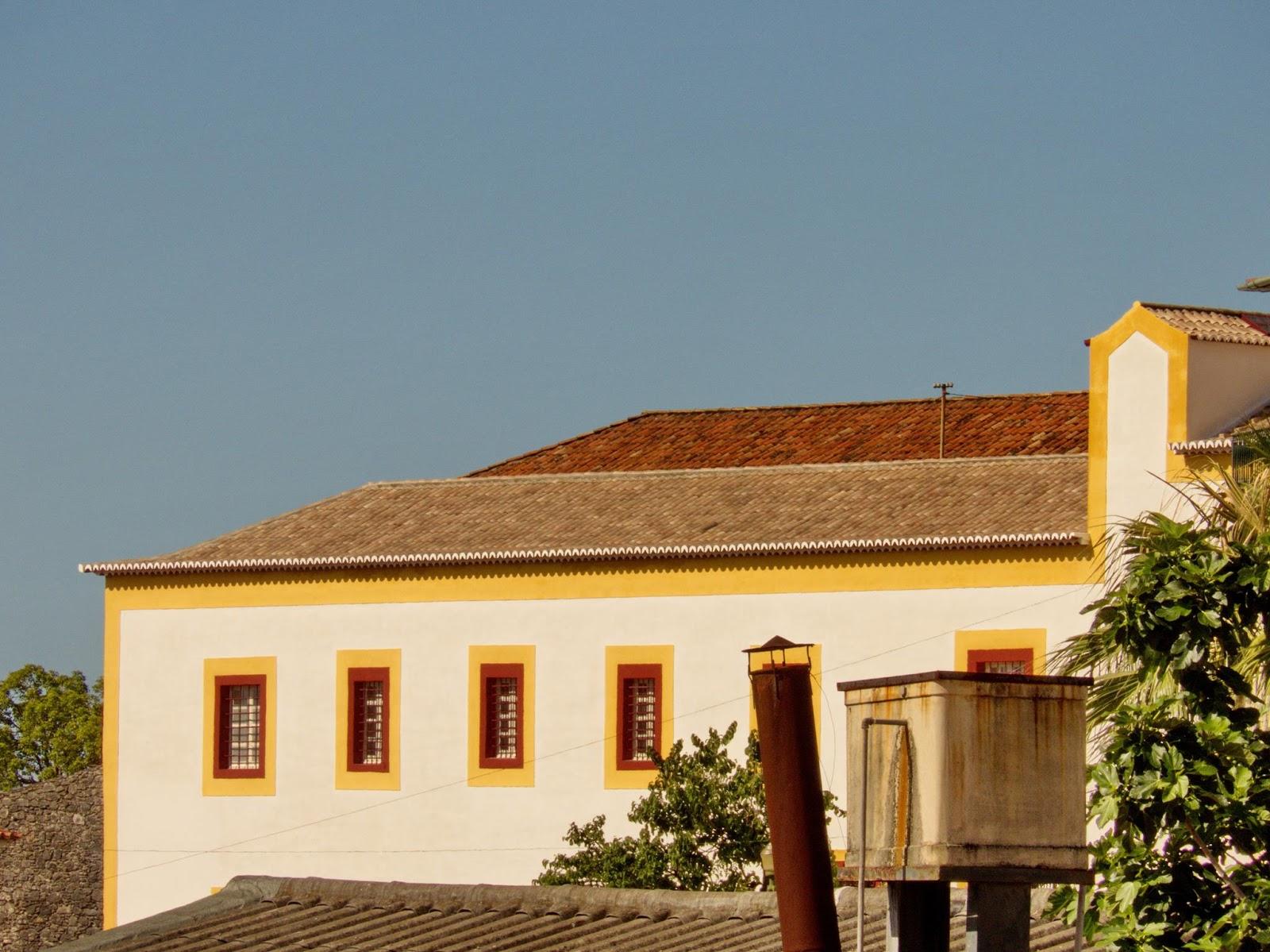 telhados do Convento