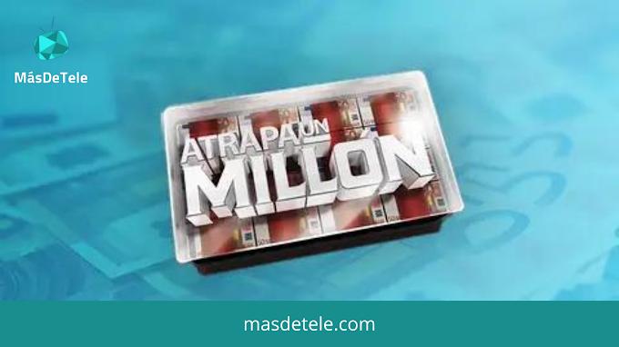 Antena 3 abre el casting del regreso de 'Atrapa Un Millón'