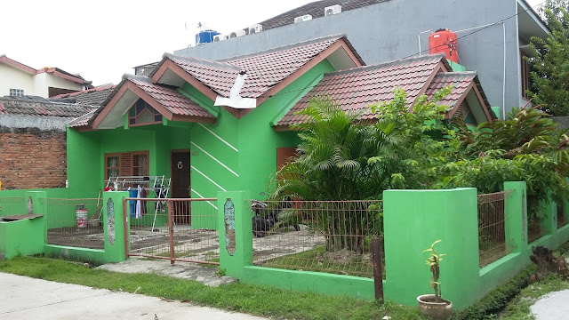 Rumah, Idaman, Sederhana, Mungil, Lingkungan, Hunian, apartemen