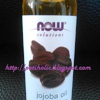 aceite de jojoba y recetas caseras cosméticas con este ingrediente