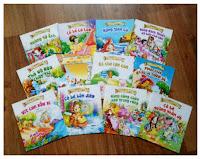 Top 10 truyện cổ tích nhiều trẻ em thích đọc