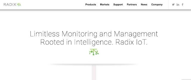 Radix IoT
