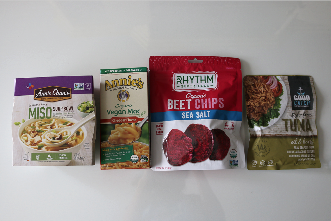 Vegan Food Haul and Taste Test iHerb.com