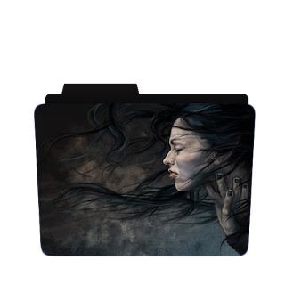 Preview of Girls,Special effect, photoshop effect, folder icon.