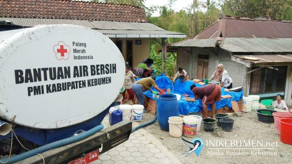 Tahun ini, Karanggayam Paling Banyak Terima Bantuan Air Bersih