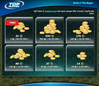 How To Get 21 Free Tokens Top Eleven On Facebook About Computer Hardware