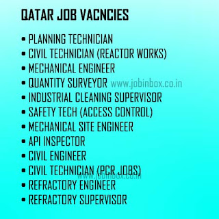 Qatar Job Vacancies - Free Recruitment - Dynamic Staffing Services