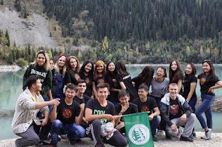 Student life in Kazakh National Medical University