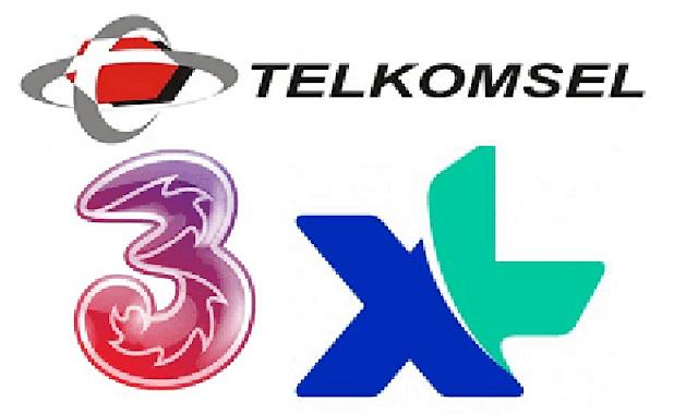 Telkomsel, Tri dan XL Kasi Kuota Internet Belajar Bagi Siswa dan Guru