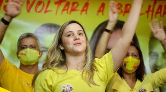 Aline Gouveia é a nova prefeita de Amaraji, eleita com 50,72% dos votos