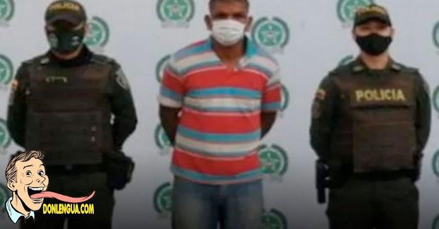 Capturan al hombre que asesinó a una venezolana en un motel de Colombia