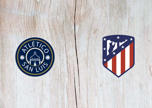 Atlético San Luis vs Atlético Madrid -Highlights 3 August 2019