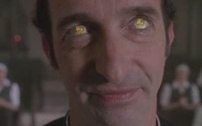 4x22 - Lucifer Rising yellow eyed demon azazel priest