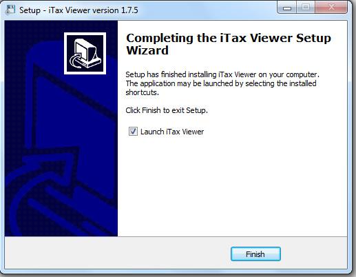 Hướng dẫn cài đặt iTaxViewer 1.7.5 mới nhất chi tiết đơn giản f