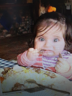 Funny pictures of hungry child