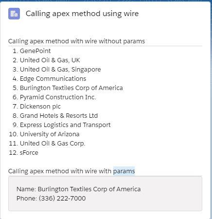 wire-method-lwc