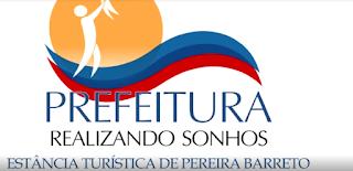 logotipo Pereira Barreto Prefeitura