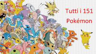 Elenco di tutti i 151 personaggi Pokémon GO dalla A alla Z