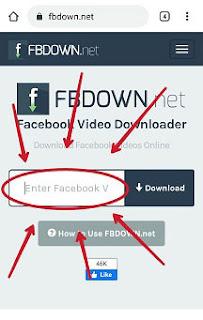 Cara Menyimpan Video dari Facebook Lite ke Galeri Tanpa Aplikasi