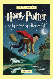 La piedra filosofal   Harry Potter #1   J.K. Rowling
