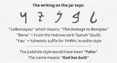 Η εβραϊκή επιγραφή σε ένα αγγείο 3.000 ετών θα μπορούσε να αναδιαμορφώσει τα σύνορα του Αρχαίου Ισραήλ