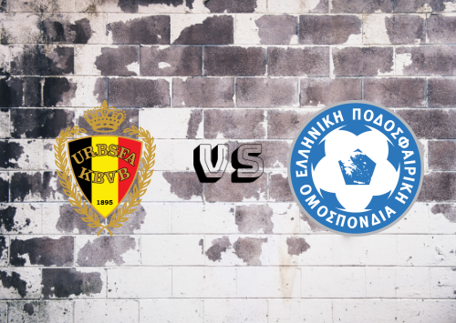 Bélgica vs Grecia  Resumen y Partido Completo
