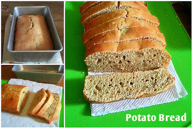 Potato Bread Recipe @ treatntrick.blogspot.com