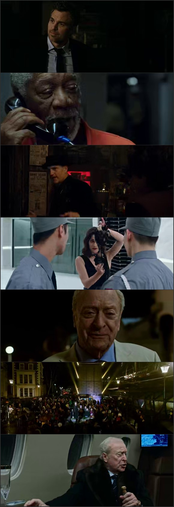 Screen Shot Of Now You See Me 2 2016 300MB Full Movie Hindi Dubbed Free Download 480P BRRip Small Size PC Movie