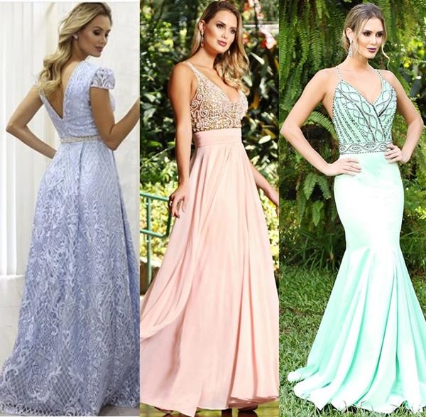 10 vestidos para madrinhas