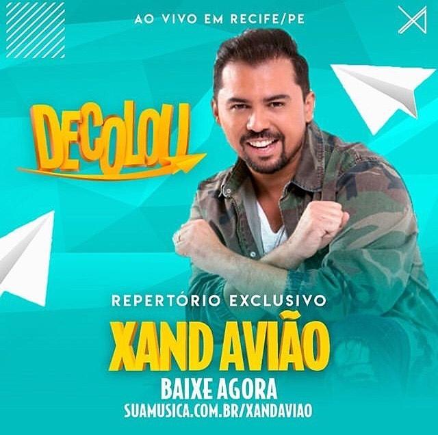 Xand Avião ao vivo em Recife