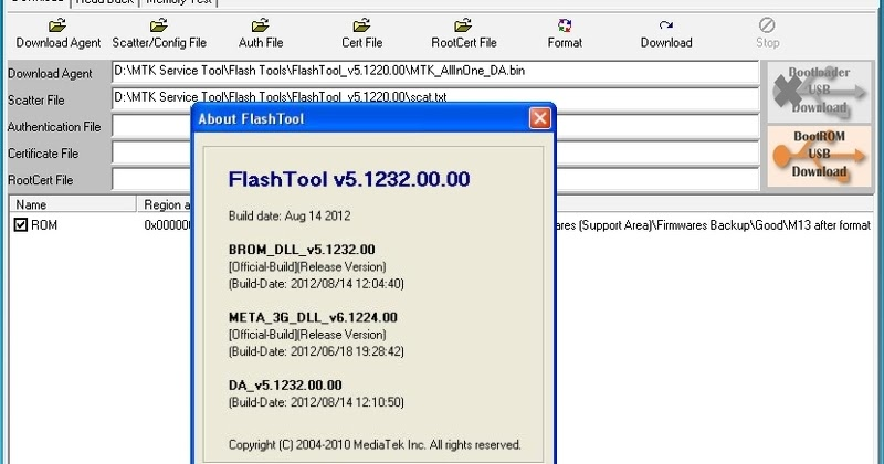 flash tool v5.1420 mtk keypad free download