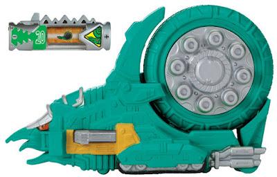 JUGUETES - Power Rangers Dino Charge Ammonite Zord : Gurumonite Bandai 2016 | SERIE TELEVISION | A partir de 4 años Comprar en Amazon España