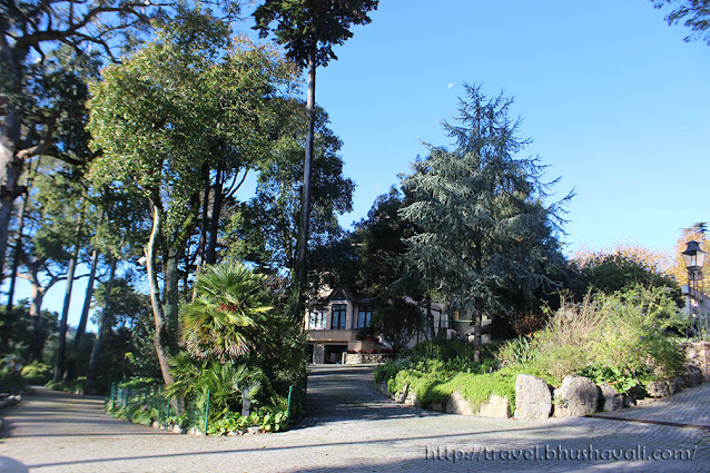 Best luxury hotel in Sintra - Marmoris Palace