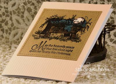 ODBD The Babe, Card Created by Stacy Sheldon aka jbgreendawn