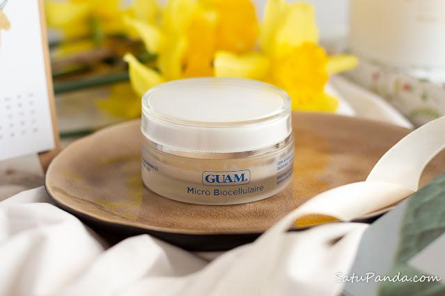 Guam Micro Biocellulaire Nourishing Anti-age Cream отзыв