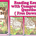 English Remedial Reading Exercises with Comprehension Questions